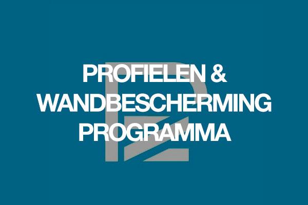 Profielen En Wandbescherming Programma