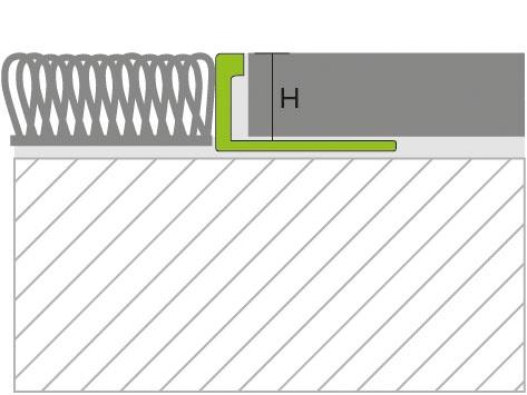 Proline Procurve Alu Tekening