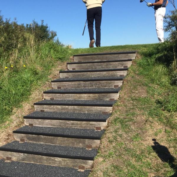 Antislip Golfbaan