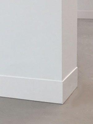 Aluminium Plint Gecoat Product