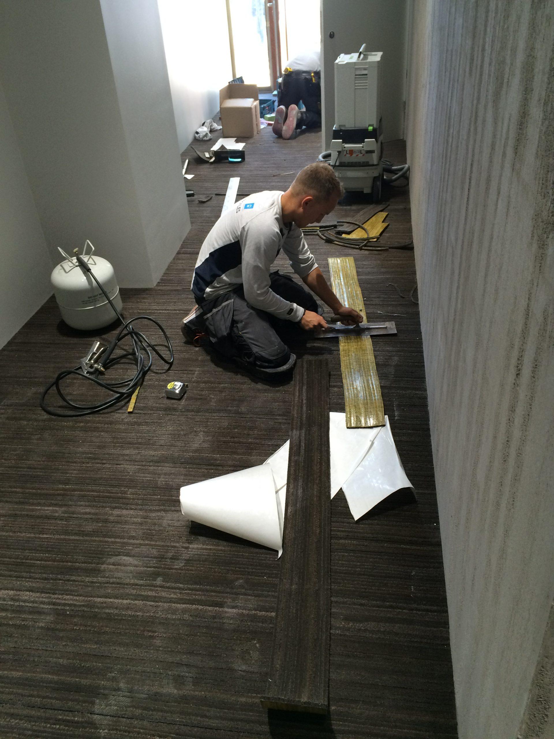 Ecotire Installatie