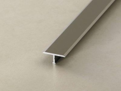 Proline Producer T Voegafdekprofiel Geanodiseerd Aluminium Mat Zilver