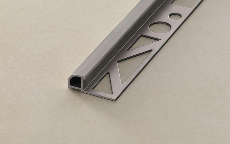 Proline Proround Aluminium Geborsteld Mat Staalkleurig