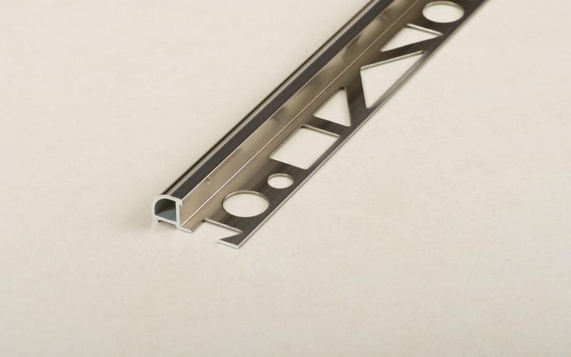 Proline Proround Aluminium Glans Staalkleurig