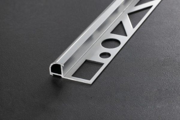Proline Proround Aluminium Glans Zilverkleurig