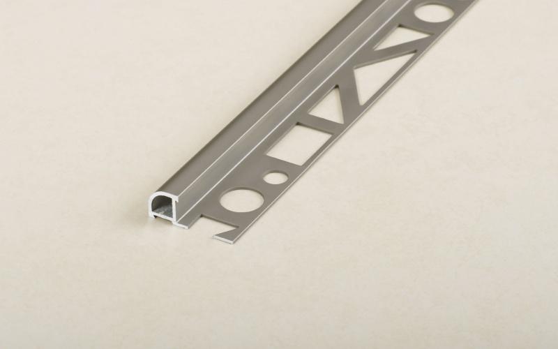 Proline Proround Aluminium Mat Staalkleurig