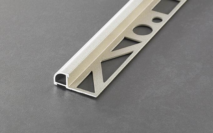 Proline Proround Aluminium Structuur Beige Grey