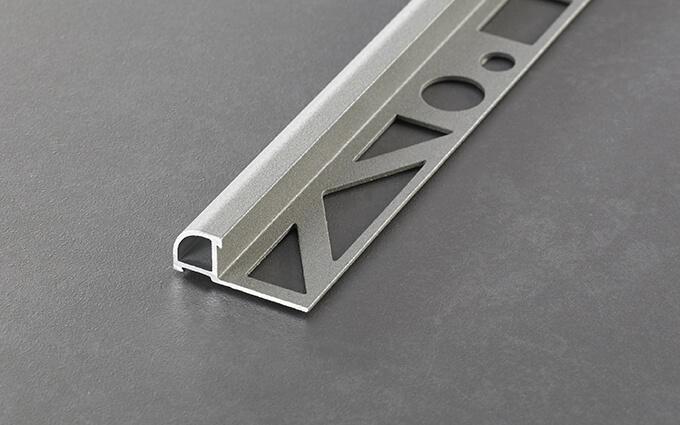 Proline Proround Aluminium Structuur Silver Grey