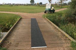 Antislip Golfbaan Regthuys Golf