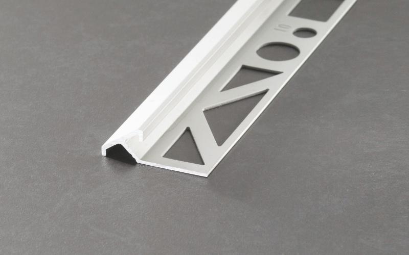 Proline Pronivo S Overgangsprofiel Blank Aluminium
