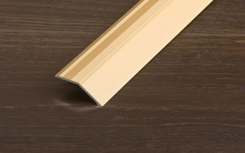 Proline Profinish Compensatieprofiel 14 mm Goud Zelfklevend