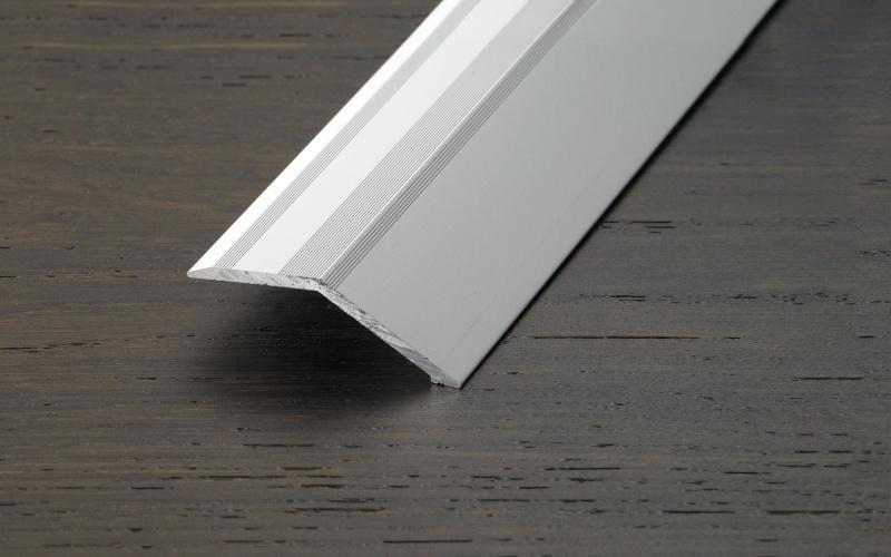 Proline Profinish Compensatieprofiel 14 mm Zilver Zelfklevend