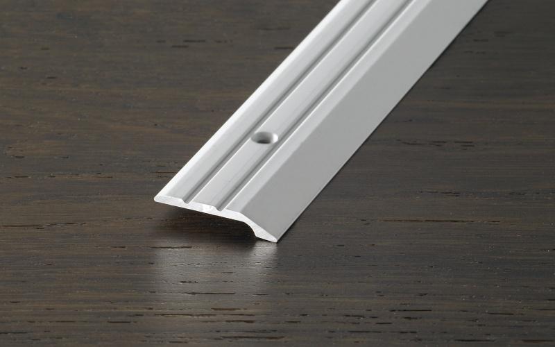 Proline Profinish Compensatieprofiel 3 mm Zilver Voorgeboord
