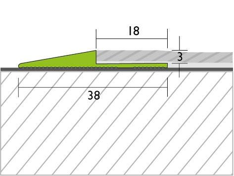 Proline Pronivo K3 Tekening
