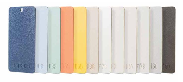 kleuren wandbescherming