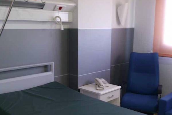 Wandbescherming Ziekenhuis