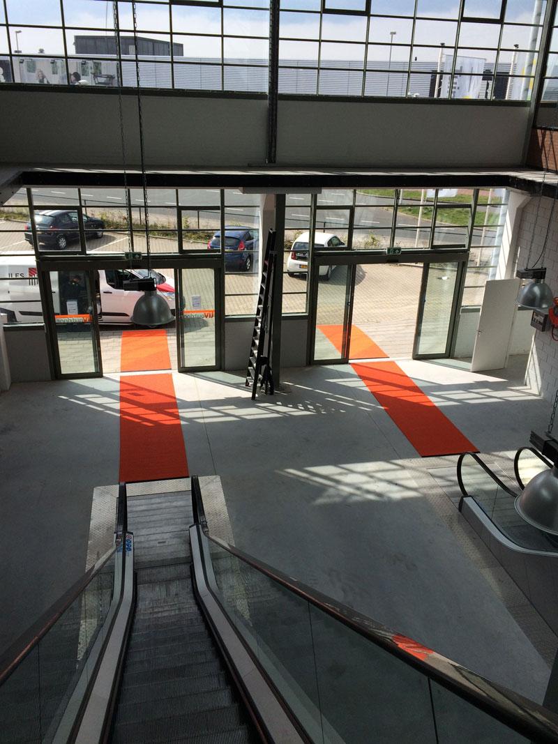 Pastamat Retail Entreeamt Oranje