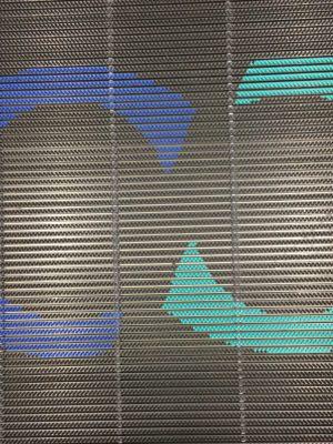 Borstelmat Met Logo