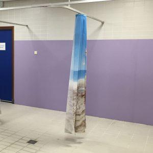 muurbescherming zorg installatie