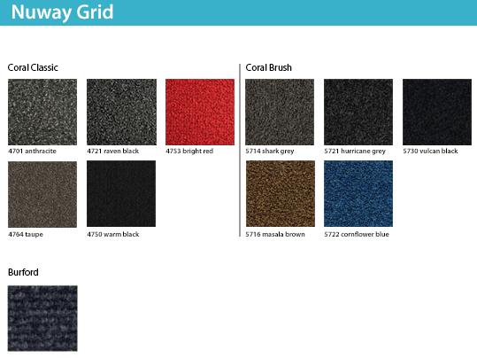 Forbo Nuway Grid kleuren