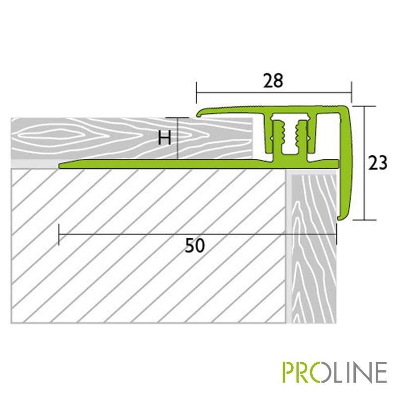 Proline Prostep 50 Mm