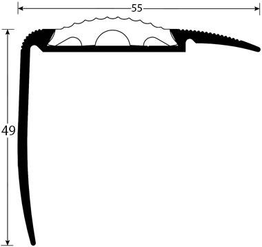 Trapneus 1486 tekening