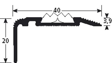 Trapneus 1460 tekening
