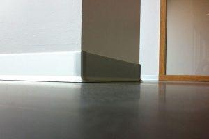 Aluminium Plint Profiel Installatie