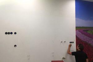 Installatie Ziekenhuis Wandbescherming