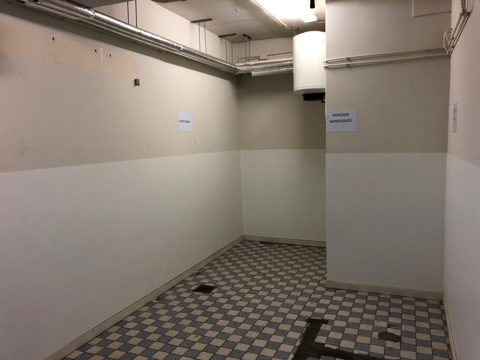 Wandbescherming installatie
