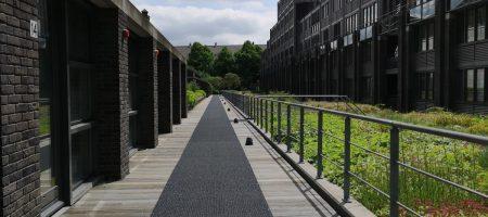 Antislip Installatie Entrepotdok Amsterdam