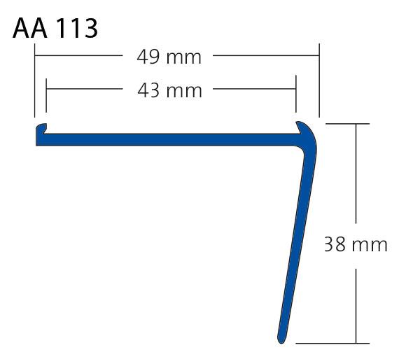 Trapneus Tredsafe Tekening AA 113
