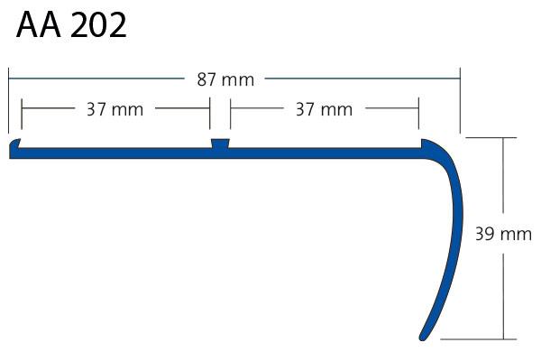 Trapneus Tredsafe Tekening AA 202