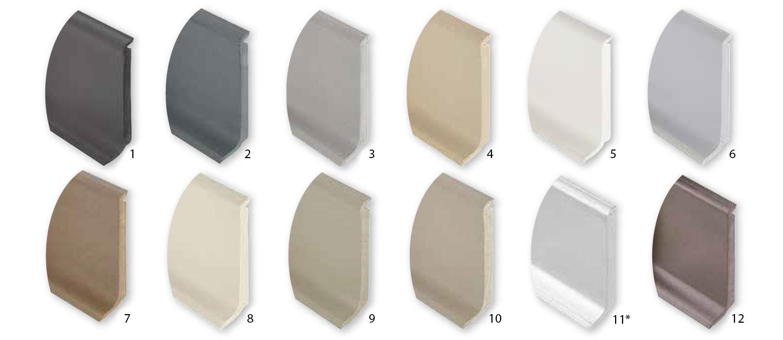 Romuflex kleuren met cijfers