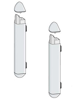 Muurstootlijst SPM Combo Bedkit Product