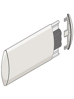 Muurstootlijst SPM Combo Punch Product