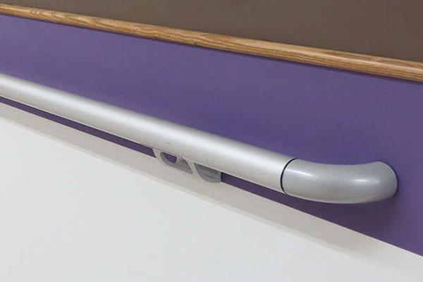 SPM Escort Aluminium Anodised Leuning