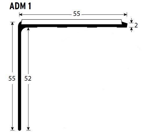 Trapneus Gradus ADM 1 Tecniromus Tekening