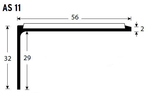 Trapneus Gradus Tecniromus AS 11 Tekening