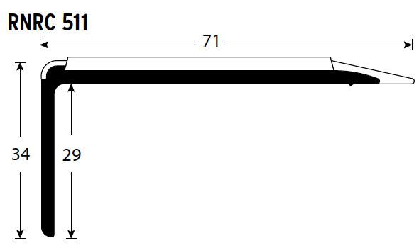 Trapneus Gradus Tecniromus RNRC 511 Tekening