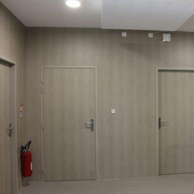 Wandbescherming SPM Decowood