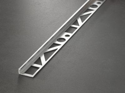Proline Profloor Geanodiseerd Aluminium Glans Zilver