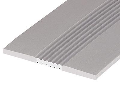 Romus Afdekprofiel Dilatatiedrempel PVC