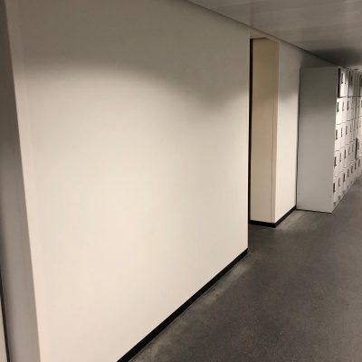 Atrium Amsterdam Wandbescherming