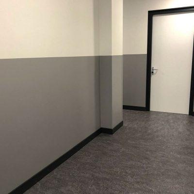 Leger Des Heils Rotterdam Wandbescherming