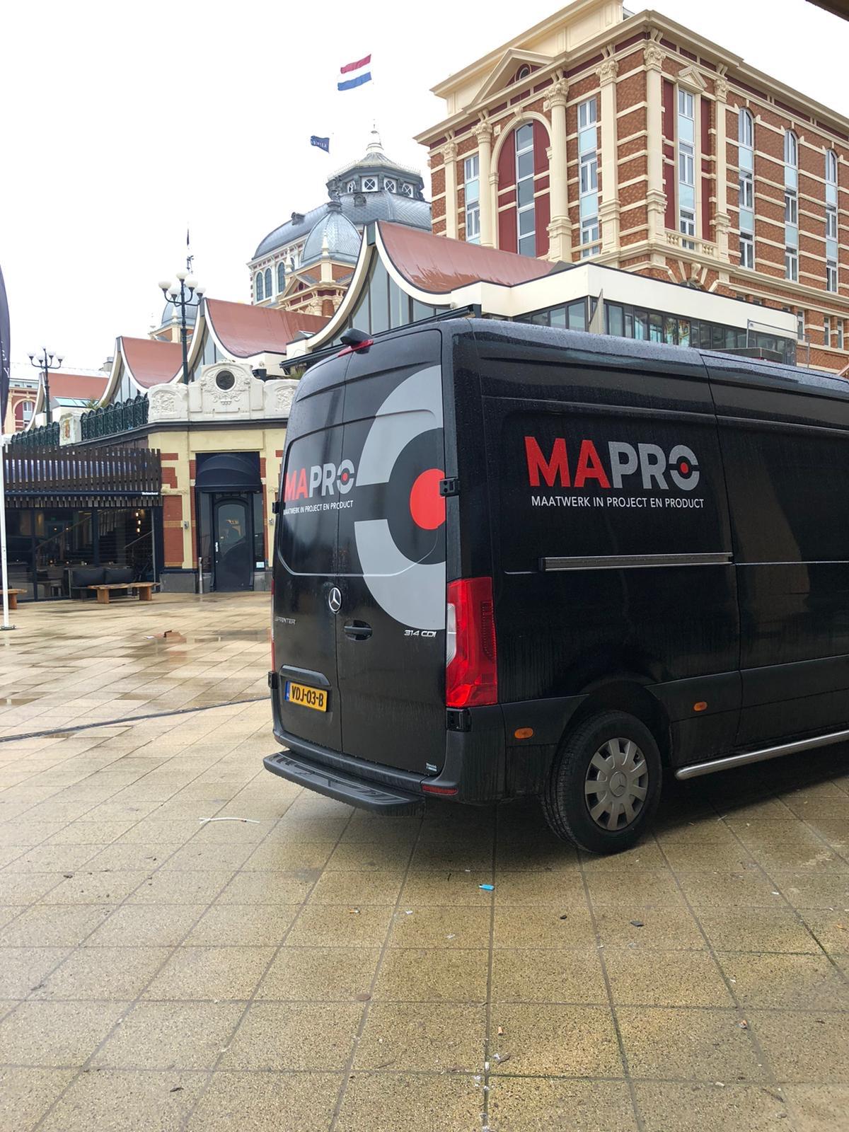Mapro Bus - Scheveningen
