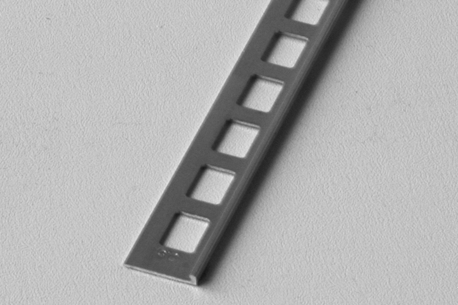 Mapro Egalisatieprofiel 2,5 mm Alu