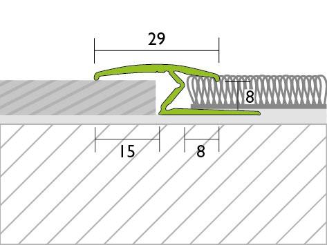 Proline Protrans Compressie Tekening