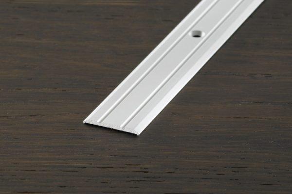 Proline Protrans Plat Alu Zilver 25 Mm Voorgeboord