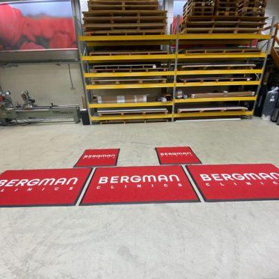 Logomat Bergman Clinics